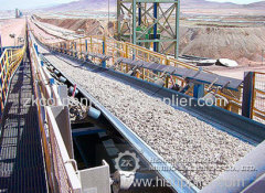 Long-Distance Ores/Stone Belt Conveyor Machine
