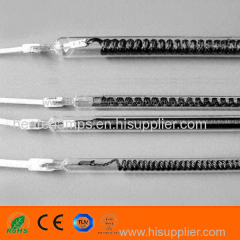 carbon infrared heating tube