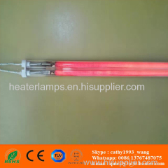 quartz medium wave IR heater