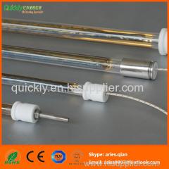 Single tube medium wave IR emitter 980mm