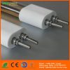 gold coated medium wave infrared heating tube with screw