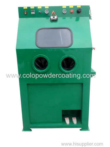 water sand blasting machine