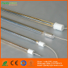 single quartz tube heating lamps