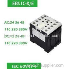 LC1-K LC1-E AC Contactor Interlocking Starter AC Contactor