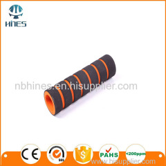 bule and red of Foam Rubber Hand Grips