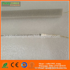 infrared heating element for powder coating oven