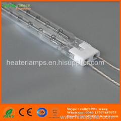 solar cell furnace infrared heating lamps