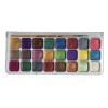 24 Colors Pearl Watercolor set