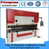 High Efficiency CNC Sheet Metal Hydraulic Sheet Bending Machine