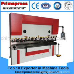 hydraulic steel bending machine
