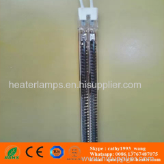 carbon medium wave infrared radiator