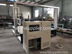 High speed computer control foam cutting machine