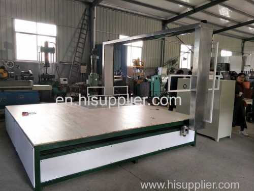 CNC EPS Foam Hot Wire Styrofoam Cutting Machine