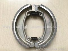 Motorcycle brake shoe for Honda-weightness of 257g