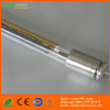 single tube IR emitter for mirror coating