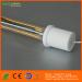 single tube quartz medium wave infrared emitter