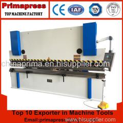 E21 CNC automatic hydraulic steel bending machine press brake machine WC67Y