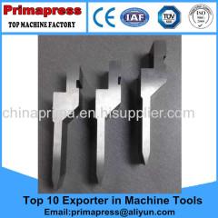 Press brake stamping mould