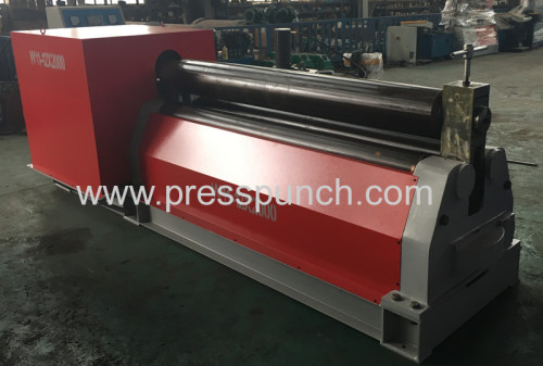 The lowest price small sheet roller forming machine from China