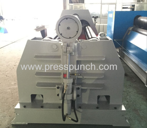 full auto 4 roller plate rolling machine 3 meter length