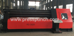 heavy duty 4 roller bending machine