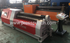 4 roll plate sheet bending machine