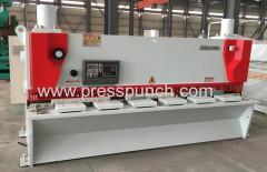12X3200 CNC Guillotine shear