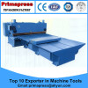 hydraulic guillotine type shearing machine