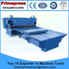 metal guillotine shears machines