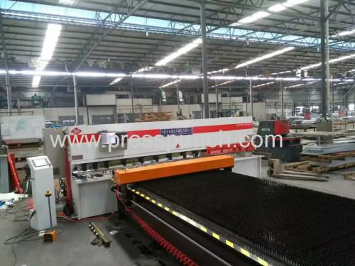 CNC sheet metal cutting machine hydraulic shearing machine 16x3200mm