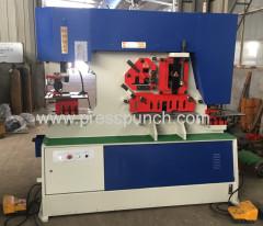 Q35Y - 16 유압 철 작업자 철 작업자 ironworker 기계 금속 펀치 및 가위 기계