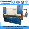 China DA52 hydraulic cnc sheet metal stainless steel press brake machine price