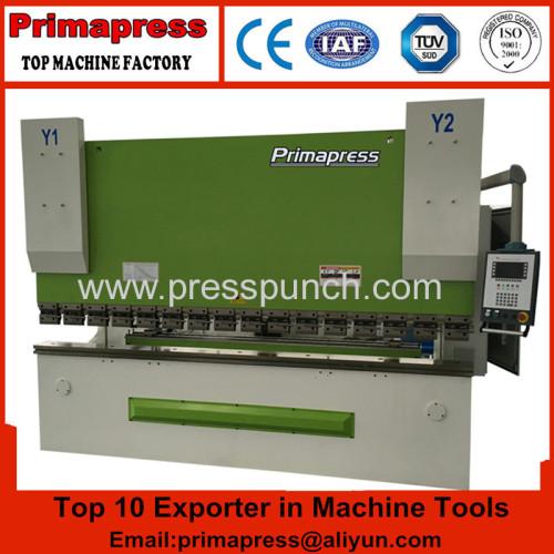 China hydraulic cnc press brake machine price and bending machine