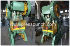 mechanical sheet metal punching machine