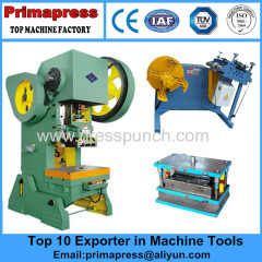 Mechanical Eccentric Power Press Machine