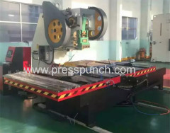 JS21-25T Open-type deep throat punch press machine