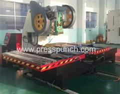 JS21-25T Open-type deep throat punch press machine