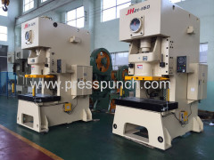 High precision pneumatic punching machine