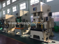 press feed blanking line for metal strip cnc punching machine line