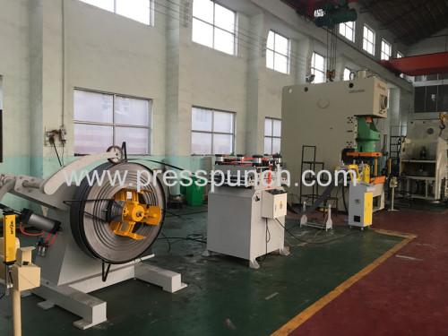 JH21 series cnc sheet metal punching machine price