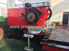 metal plate Holes stamping press