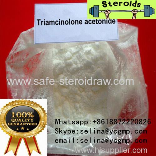 Skin Treatment Hormone Powder Triamcinolone Acetonide