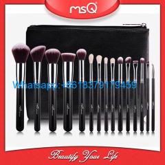 Wholesale MSQ 15PCS Makeup Cosmetic Brush Set