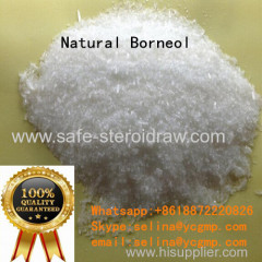 Medicine Grade Ease Pain Raw Powder Natural Borneol