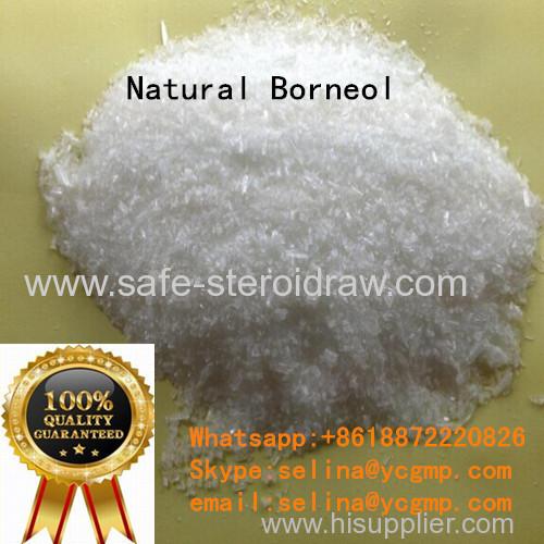 Medicine Grade Ease Pain Raw Powder Natural Borneol