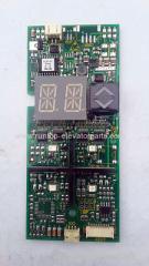 Schindler elevator parts Indicator PCB 591892