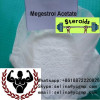 Orally Active Progestogen Raw Steroid Hormone Megestrol