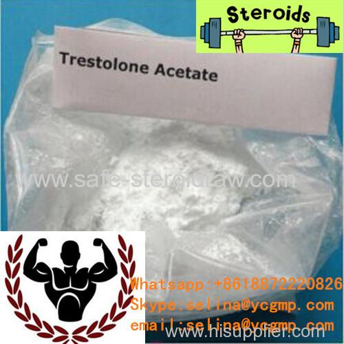 Legal Anabolic Bodybuilding Steroids Trestolone Acetate