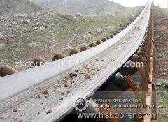 Small Noise Td75 Mine Belt Conveyor