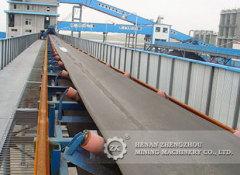 Heat Resistance Belt Rubber Conveyor with Low Price